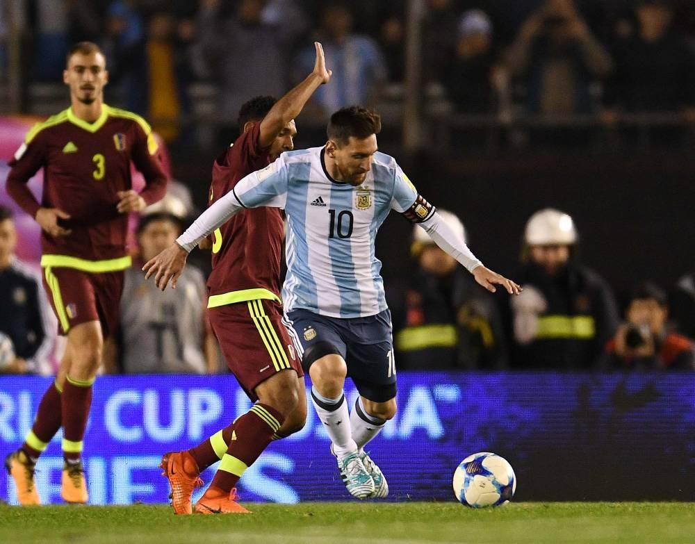 """Es muy difícil que Argentina se quite la 'Messidependencia — Sampaoli"""""""