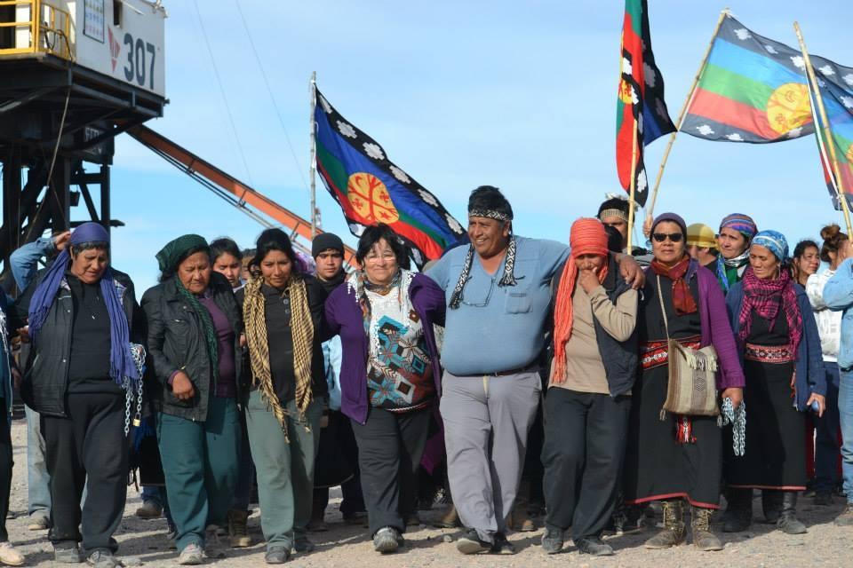 La Justicia ordenó detener seis integrantes de la comunidad mapuche