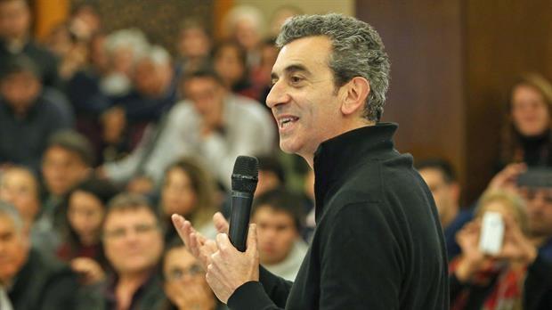 Florencio Randazzo a Luis D'Elía