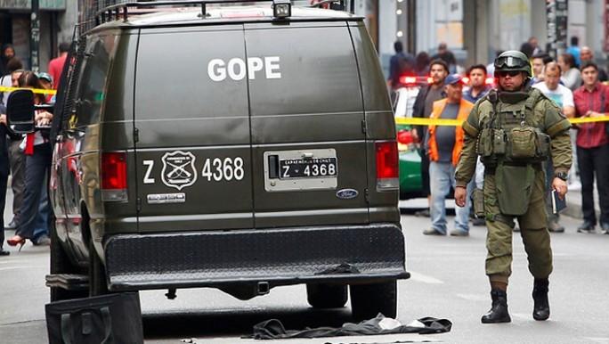 El Papa en Chile: Helicópteros de Carabineros hacen vuelos preventivos en Temuco