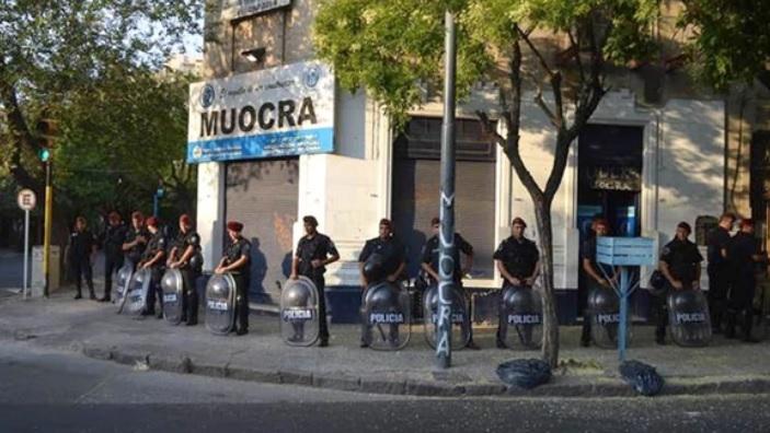 Detienen a otro dirigente de UOCRA en la frontera con Chile