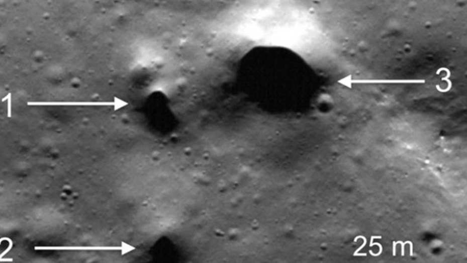 NASA detecta pozos en Marte que podrían permitir la vida humana