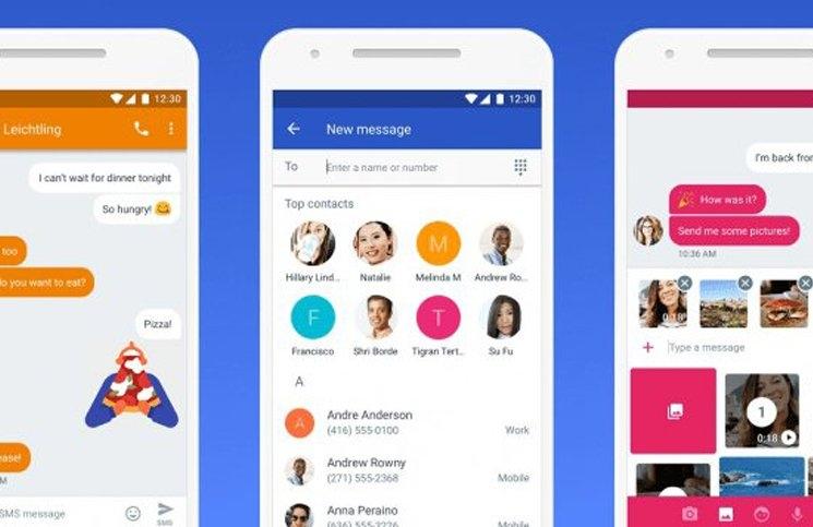 Una Nueva Aplicación de Mensajería Mejorada — Lanzan RCS