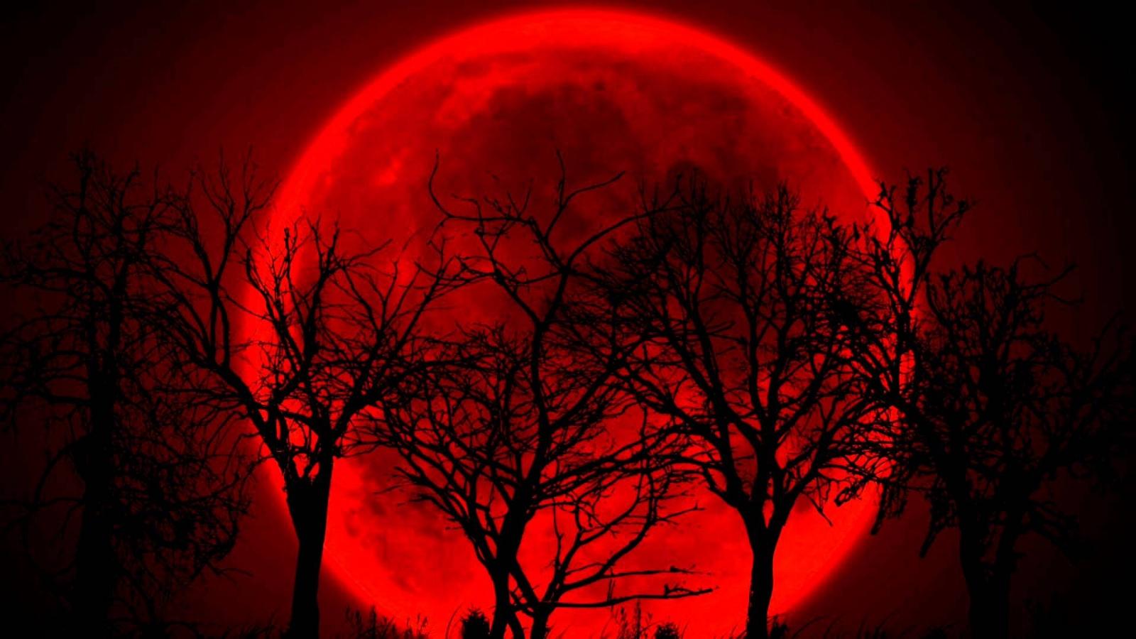 El 31 de enero llega la superluna azul con eclipse