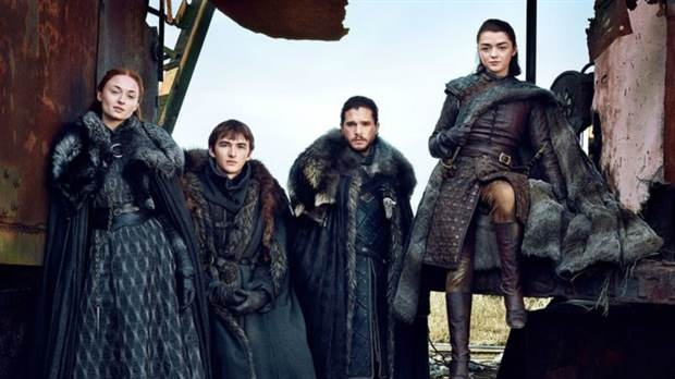 HBO confirma que 'Game of Thrones' regresa en el 2019