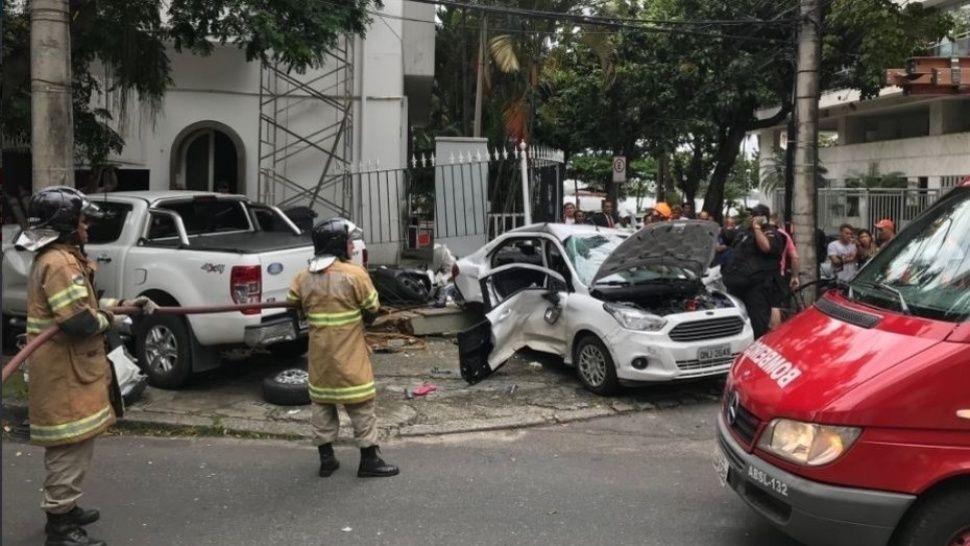 Río de Janeiro: dos argentinos murieron por un trágico choque