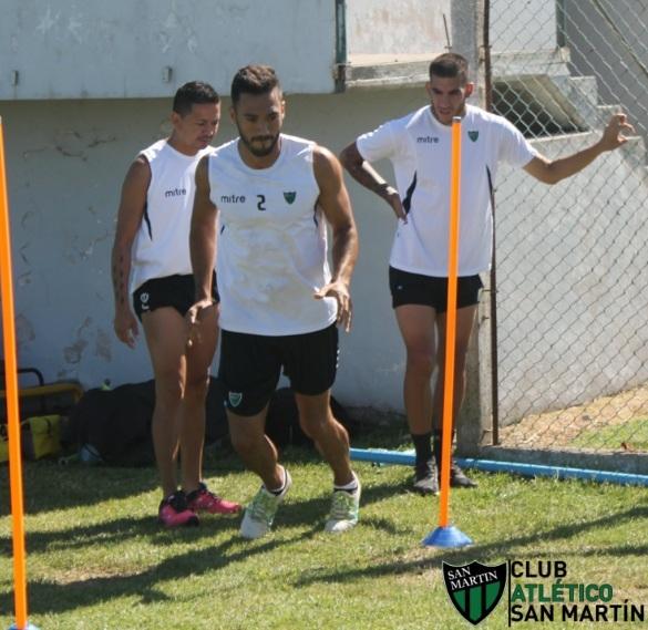 San Martín y Unión empataron 0 a 0 — Primer examen