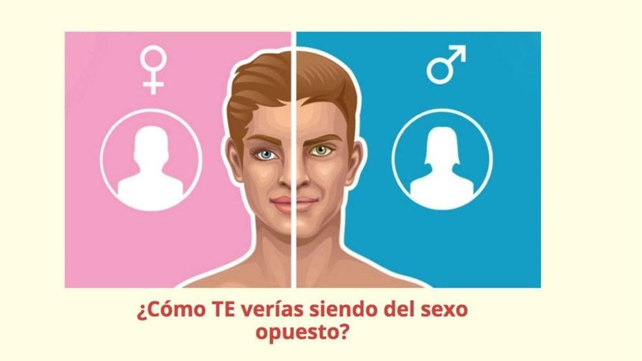 Si usaste la app ¿Cómo lucirías del sexo opuesto? ¡Cuidado!