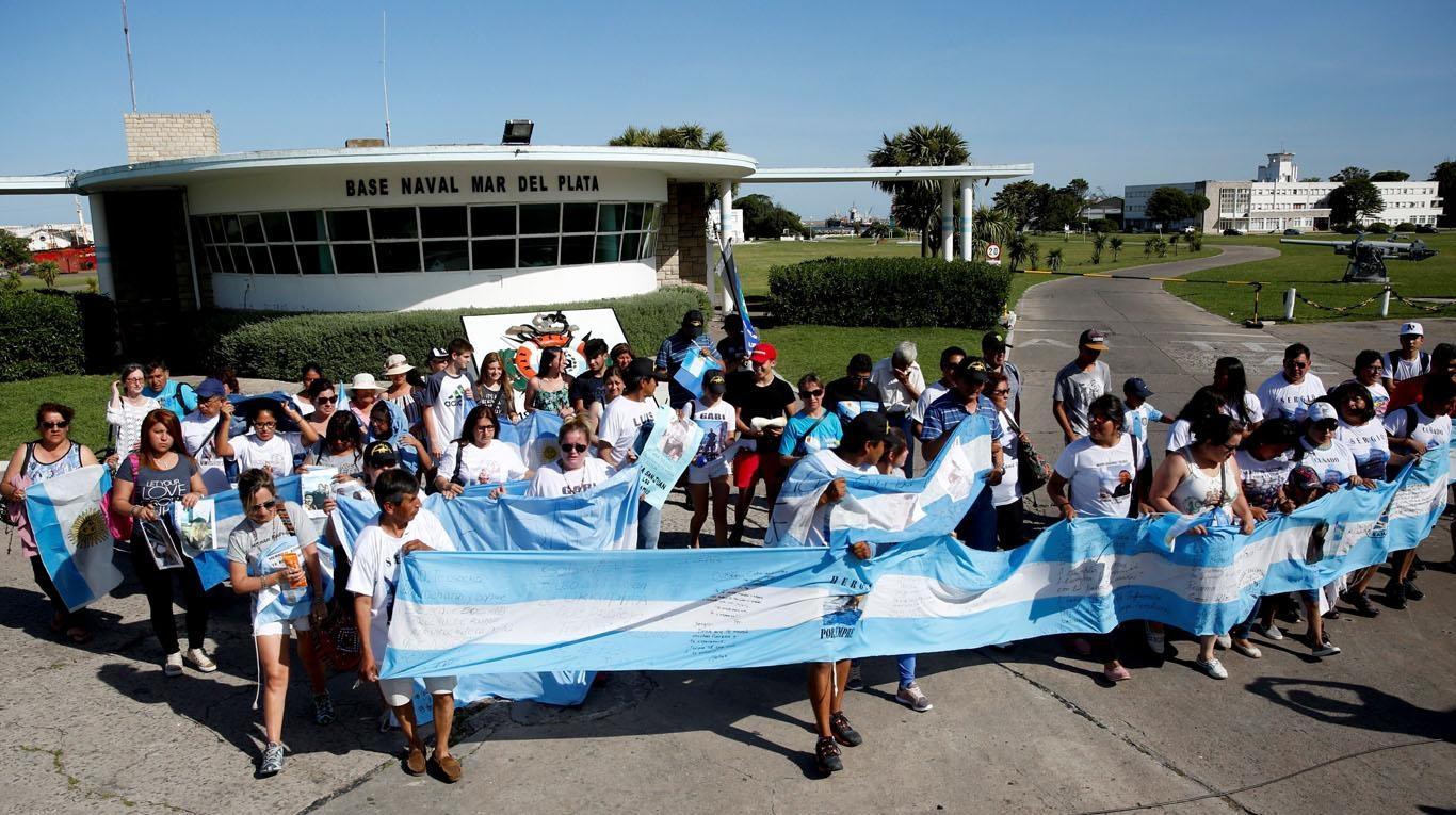 Por segunda vez, Macri recibirá a los familiares del ARA San Juan