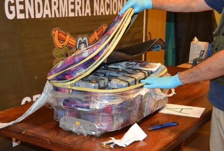 Policía argentina encuentra 389 kilos de cocaína en embajada de Rusia