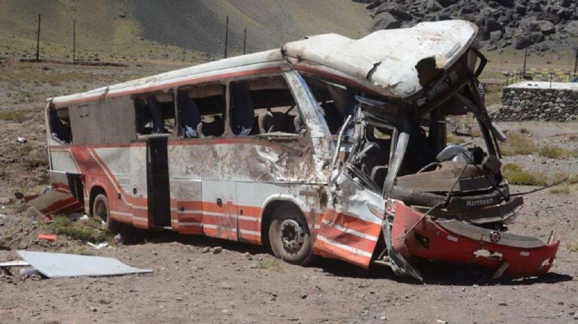 Tragedia en Mendoza: el chofer, complicado