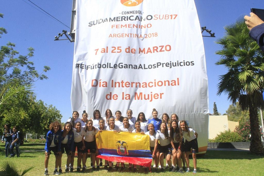 Vinotinto Sub 17 femenina enfrenta este martes a Chile