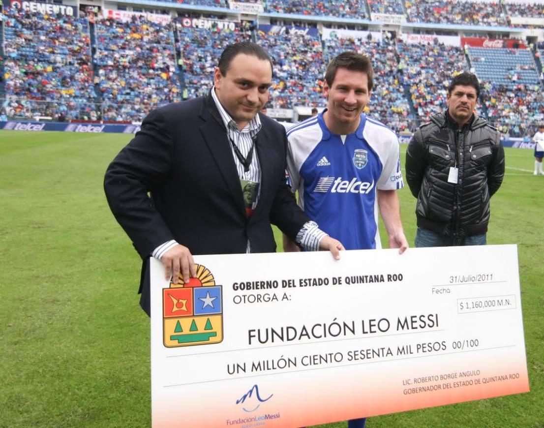 La Fundación Leo Messi, bajo la mira de la Justicia argentina