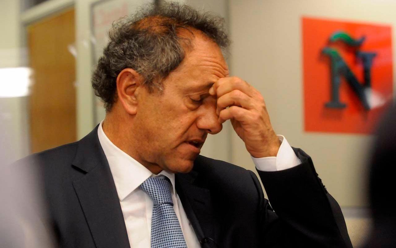 Citaron a declaración indagatoria a Daniel Scioli