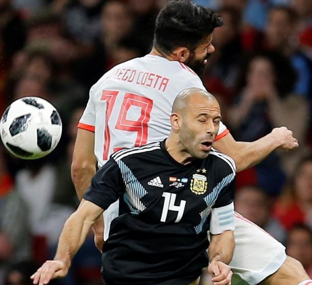 Argentina fue vapuleada por España y cayó 6-1 — Papelón