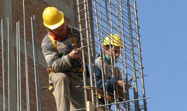 El empleo formal en la construcción aumentó 11,8%