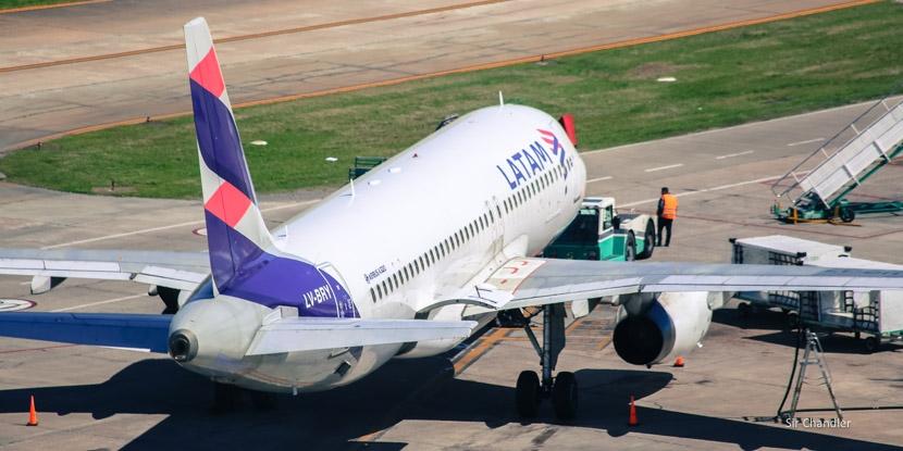LATAM eliminó los vuelos a San Juan