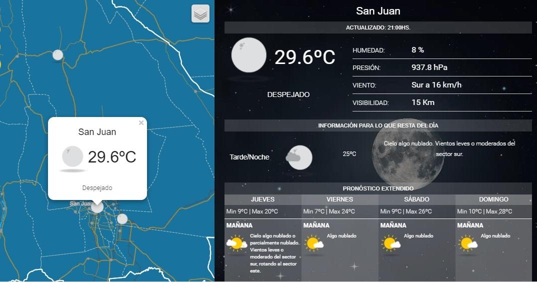 Vientos fuertes y lluvias afectarán a gran parte del país