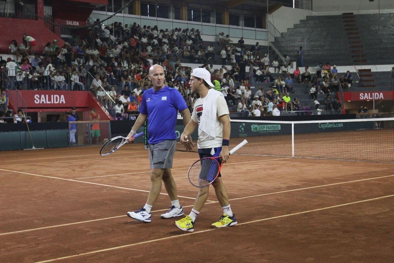 Copa Davis: se completó el equipo para el esperado duelo ante Chile