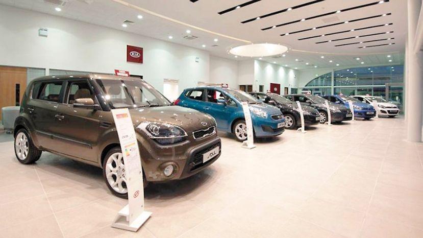 Creció 1,4% la venta de autos 0 km con financiación en marzo
