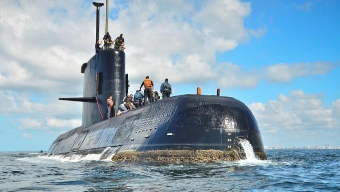 ARA San Juan: declara el ex jefe de la Armada esta semana