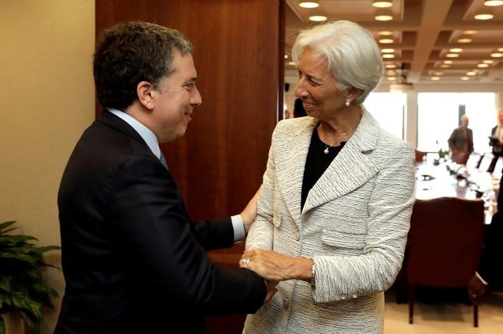 Christine Lagarde instruyó al FMI para resolver rápido la negociación con Argentina