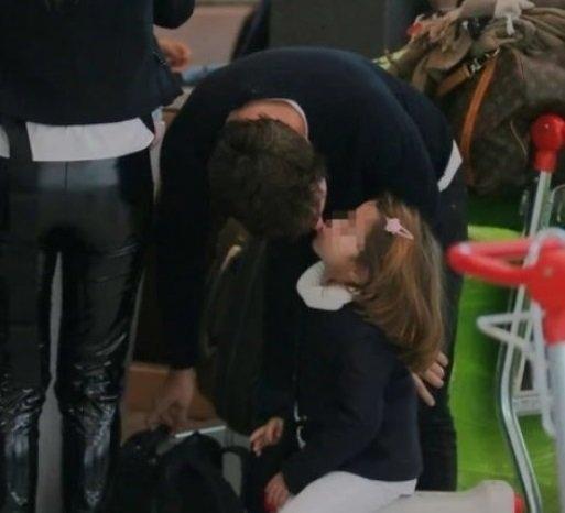 El beso de Benjamín Vicuña a Rufina: cómo reaccionó Nicolás Cabré