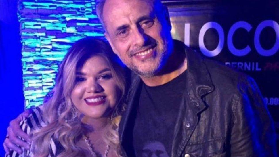 Morena Rial defendió a su novio y acusó a Jorge de extorsión