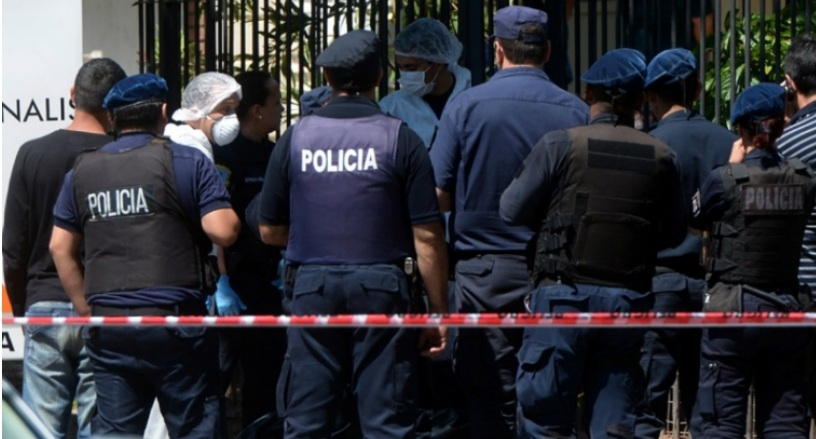 Femicidio en Oliva: mató a su ex de dos puñaladas