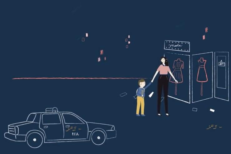 El conmovedor video de la historia de Sebastián el niño de 5 años que murió en la AMIA