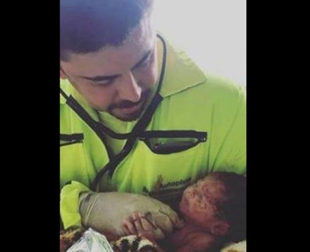Embarazada chocó, murió y hallan a su beba entre sus restos