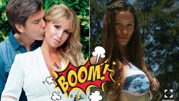 La amante del novio de Flor Peña, indignada — Poliamor y bronca