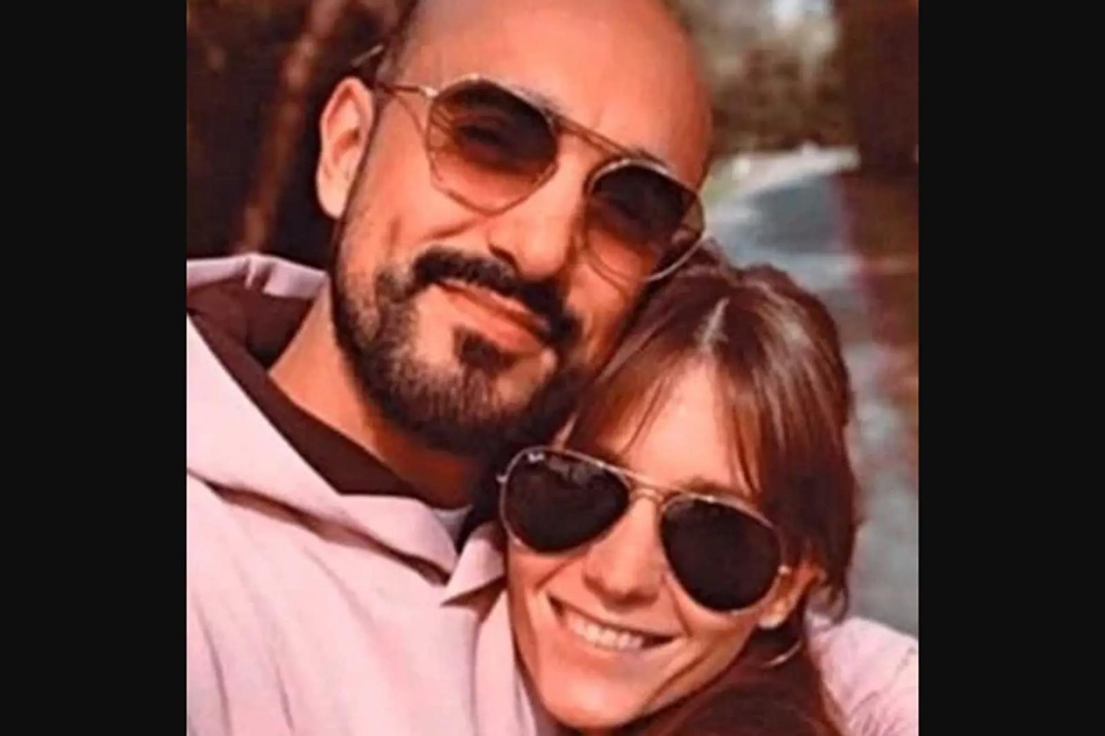 Abel Pintos y su novia vivieron una desesperante situación