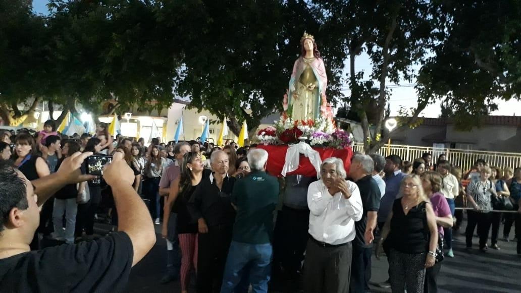 Comienza la novena en honor a Santa Lucía e invitan a la celebración - Diario La Provincia SJ