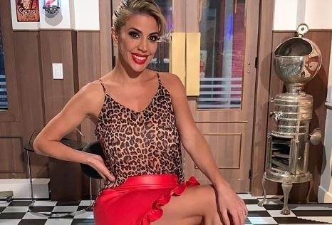 Virginia Gallardo confirmó su embarazo