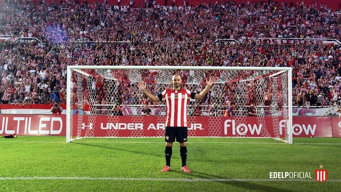Javier Mascherano ya es jugador de Estudiantes de La Plata