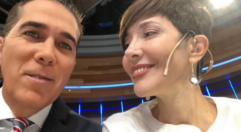 Cristina Pérez y Rodolfo Barili respondieron si pasa algo entre ellos