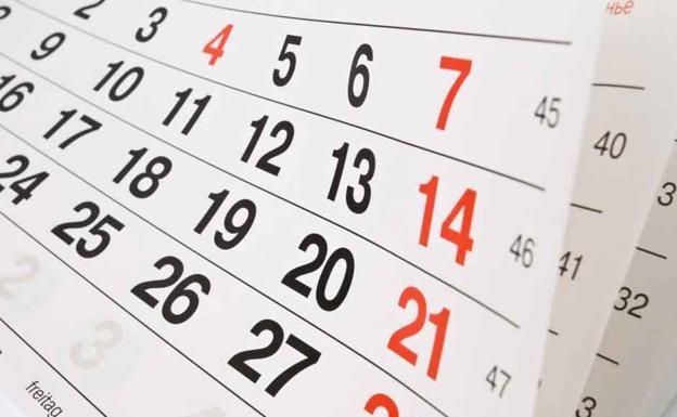 Tiempo Libre: Es laborable el lunes 1 de abril?