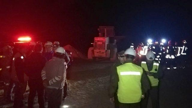 Tratan de rescatar a mineros atrapados en Chile