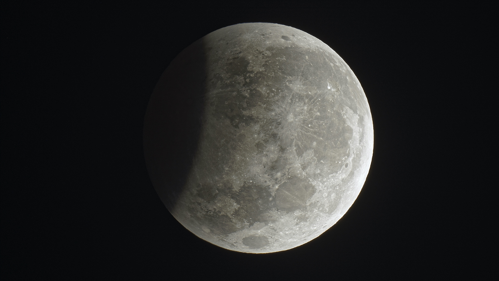 En julio se verá último eclipse parcial de Luna del 2019