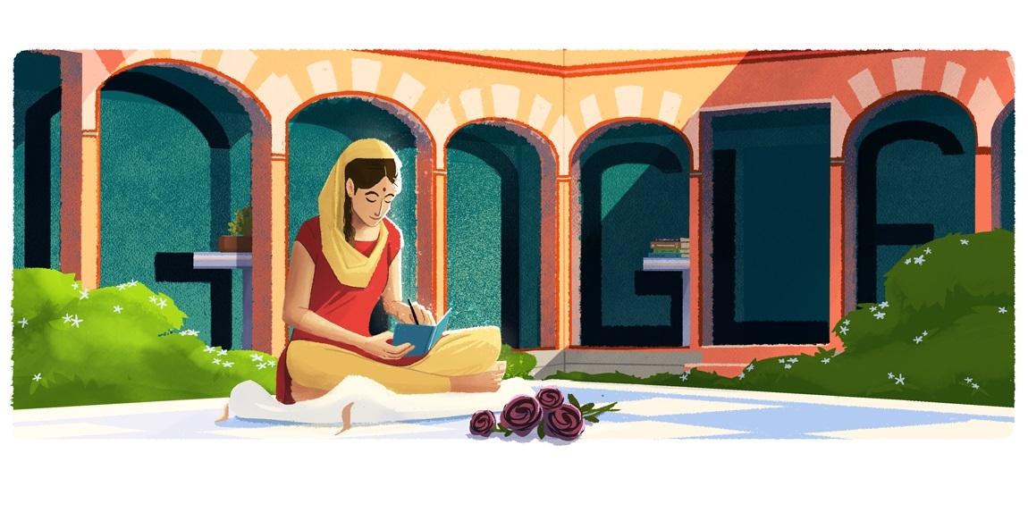 La célebre escritora india, pionera de la literatura punjabi — Amrita Pritam