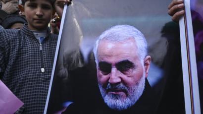 Irán, con 13 escenarios posibles para vengar el asesinato de Soleimani