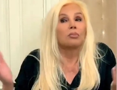 Susana Giménez subió un video en el baño y generó revuelo en las redes
