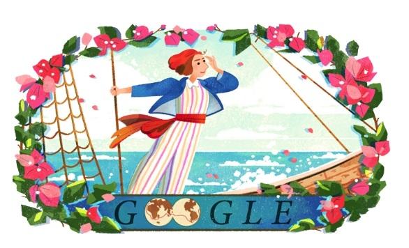 Jeanne Baret, la mujer botánica que dio vuelta al mundo es recordada por Google - Diario La Provincia SJ - San Juan