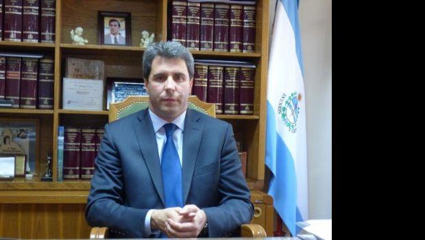 Sergio Uñac y los 121 días que fue gobernador por primera vez