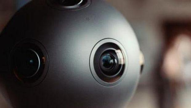 OZO, la cámara de realidad virtual de Nokia costará 60 mil dólares