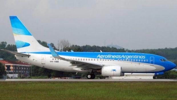 Un vuelo de Aerolíneas Argentinas despegó de San Juan y tuvo que regresar por problemas mecánicos