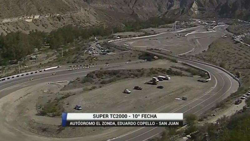 Circuito Zonda San Juan : El súper tc2000 hace rugir el autódromo el zonda diario la