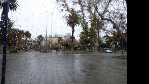 Emitieron un alerta por vientos intensos en cordillera y hay probabilidad de lluvias