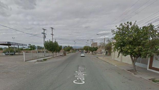 Una adolescente de 12 años murió tras ser embestida por una camioneta en Rawson